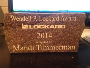Lockard Award